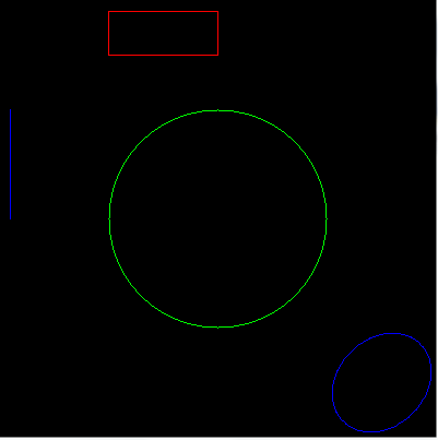 Drawing simple shapes using OpenCV | Andrew Seaford